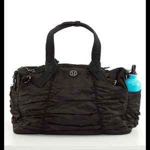 EUC Lululemon Destined for Greatness Duffel
